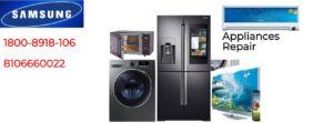 Samsung appliance repair service in Hyderabad